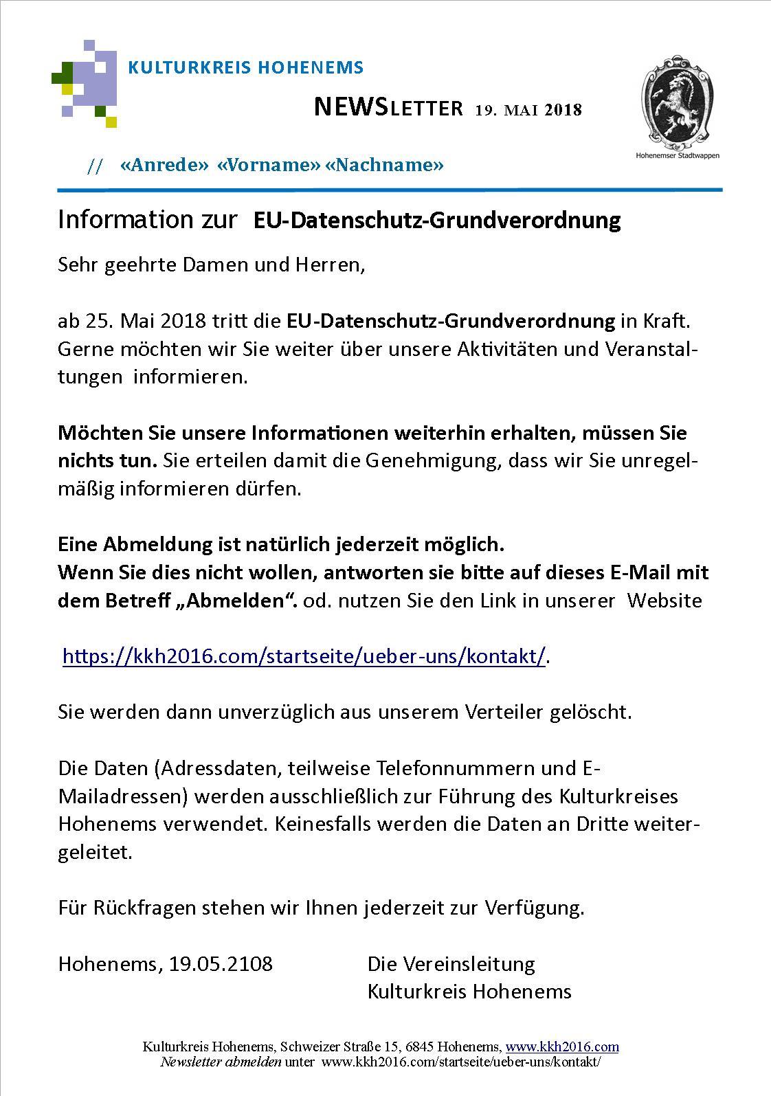 Publikation-19.05.2018-Datenschutz