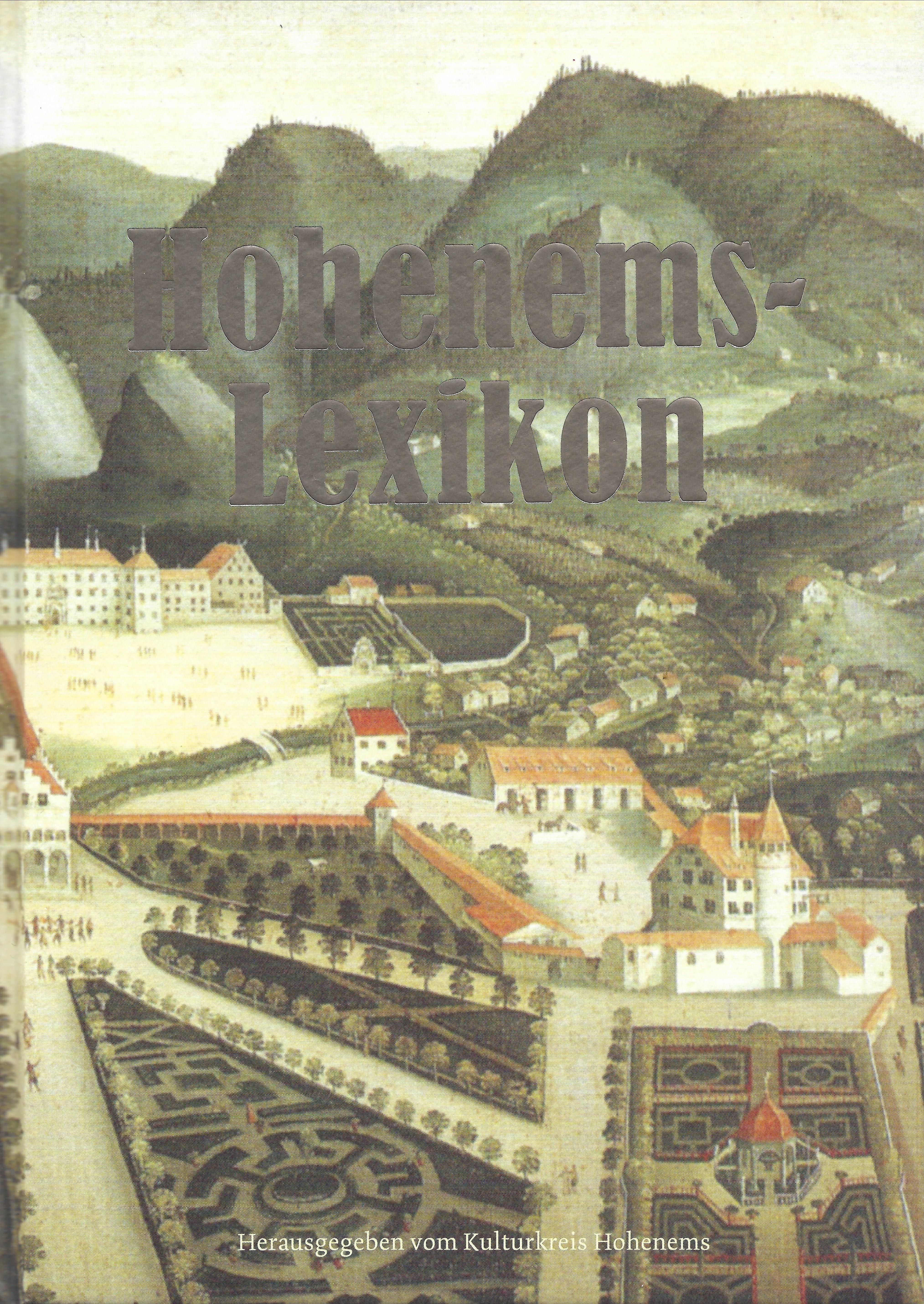 Lexikon-Titelseite